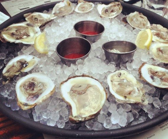 National Oyster Day in Chicago