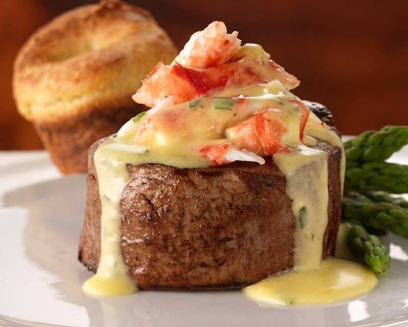 Steakhouse Comfort Foods @ Benny's Chop House