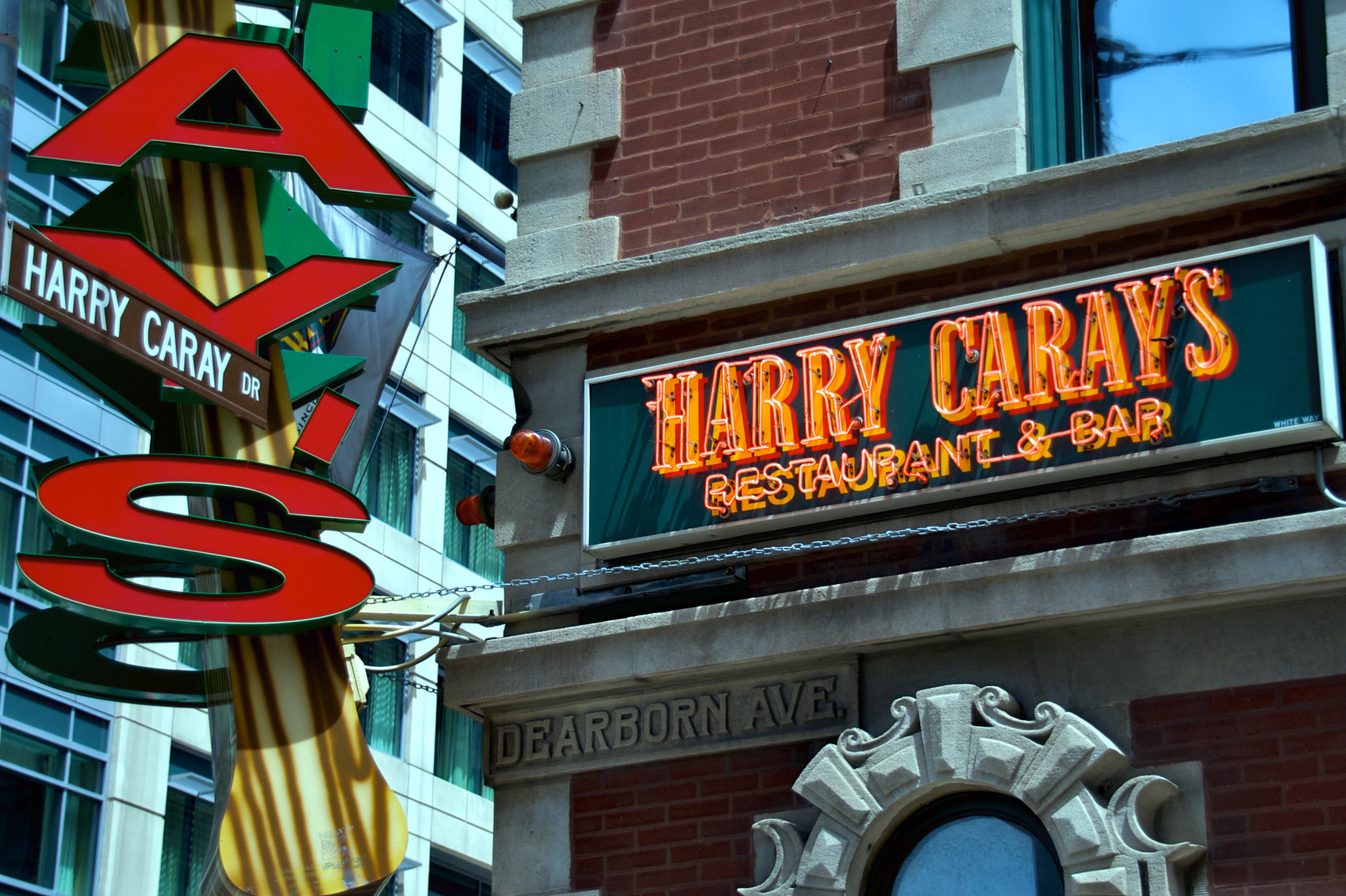 Sandwich Month Harry Caray's
